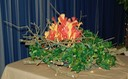 Burning Bush Prop