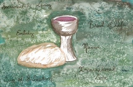 Bread of Life, Cup of Salvation | Grace Works Studio
